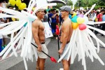 《TAIPEI TIMES 焦點》 Taipei gay pride parade draws tens of thousands