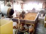 苗栗縣竹南鎮無照食品行製肉鬆販售 遭勒令停工