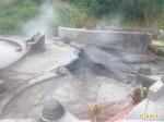 萬丹泥火山 今年第三度噴發