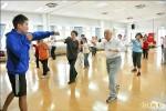 國手教學改良拳擊 讓老人動起來