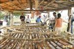 專家設計 馬蘭部落再造消失百年竹帆船