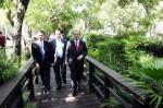 全國首座「言論自由步道」 台師大揭幕