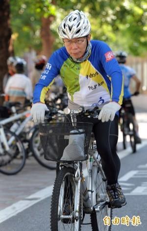 陳佩琪:期待有個騎YouBike上班的市長