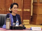 緬甸議會考慮修憲 擬翁山蘇姬參選總統
