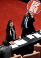 在野黨提變更議程案 監督條例闖關失敗