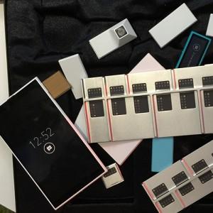 顛覆傳統 Google 組裝式手機 Project Ara 在台現身