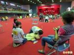 宜縣CPR+AED競賽 500人齊壓「安妮」