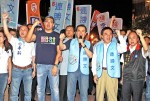 《TAIPEI TIMES 焦點》 Ma stumps for Sean Lien, for 85 seconds