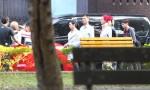 「宅女偵探桂香」拍攝 彭順率天心、任達華等人現身台北