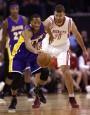 NBA》衛斯理強森奇兵逆襲 湖人擊敗火箭