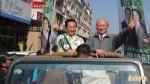 林義雄:年底選舉拒投國民黨