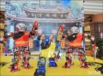 彰化建國科大機器人八家將 出國拿大獎