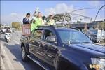 《宜蘭選舉》民進黨南北視訊造勢 超級週六小英射箭取全台