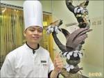蔡佳峰「鮭魚迴游」 奪巧克力賽冠軍