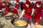 歡慶水林蕃薯節 上萬斤地瓜秒殺