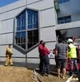 南科園區工廠發生火警 火勢迅速撲滅