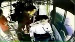 公車司機遇襲 撐到停車才昏迷