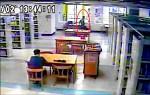 圖書館大盜 雙北犯15案