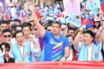 《TAIPEI TIMES 焦點》 Lien, Ma use rally to blast opposition