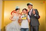 相信「台中需要改變」 fb邀到廖婉如出席婚禮!