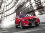 Mazda新寵CX-3 迷人首演─洛杉磯車展亮相 宣示進軍Crossover市場