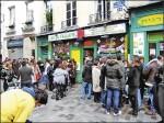 〈旅遊的滋味〉巴黎巧遇中東口袋餅
