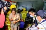 台東市火警 屋主獲救