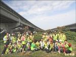 竹市汙染地重生 老義工打造「綠」公園