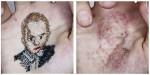 西班牙藝術家手掌刺繡 「痛苦使記憶深刻」