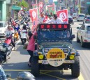 《TAIPEI TIMES 焦點》 DPP leaders in big show of support for candidates