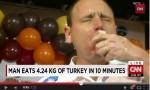 10分鐘狂嗑4公斤火雞 加州大胃王奪冠