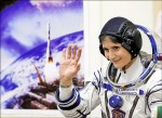 第一位義大利女太空人 登上太空站