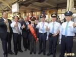 與台鐵車站同名 日本旅客體驗一日站長