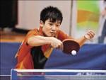 全國桌球賽 17歲楊恆韋爆冷封王