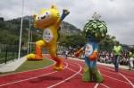 里約奧運吉祥物 貓科動物擔綱