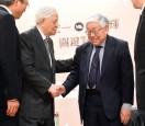 濱田宏一: 日本將加快腳步洽簽中、韓FTA