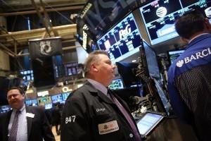 經濟數據不一 美股漲跌互見