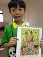 台灣母語日海報設計賽「說媽媽的話」奪冠