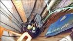 醉騎士撞工地 穿越護欄墜7公尺坑洞
