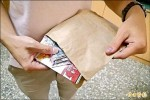 紙盒充當鈔票 智警騙倒車手