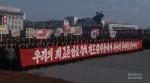 不滿聯合國決議案 北韓動員10萬人抗議