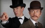 《新世紀福爾摩斯》耶誕特別版 BBC釋照吊胃口