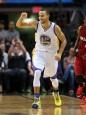 NBA》柯瑞狂砍40分 勇士戰勝熱火
