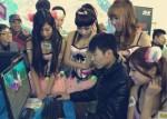 中國「正妹電玩陪練師」暗藏情色服務