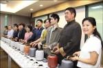 陶製茶倉藏茶 亞太校友將做實驗