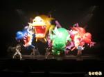 台中國家歌劇院演出首場兒童劇「唐吉軻德冒險故事」