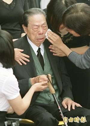 王永在光環永遠給哥哥 一生只有2次不聽話