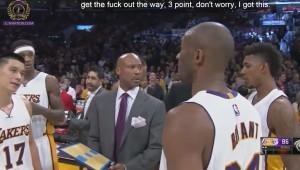 NBA》布萊恩發飆 場邊怒譙豪小子「給我閃邊去!」