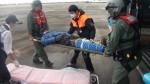 登山客花蓮山區受傷 空軍救護直升機快速救援