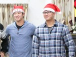 耶誕送暖 犀牛要和病友、球迷交換禮物